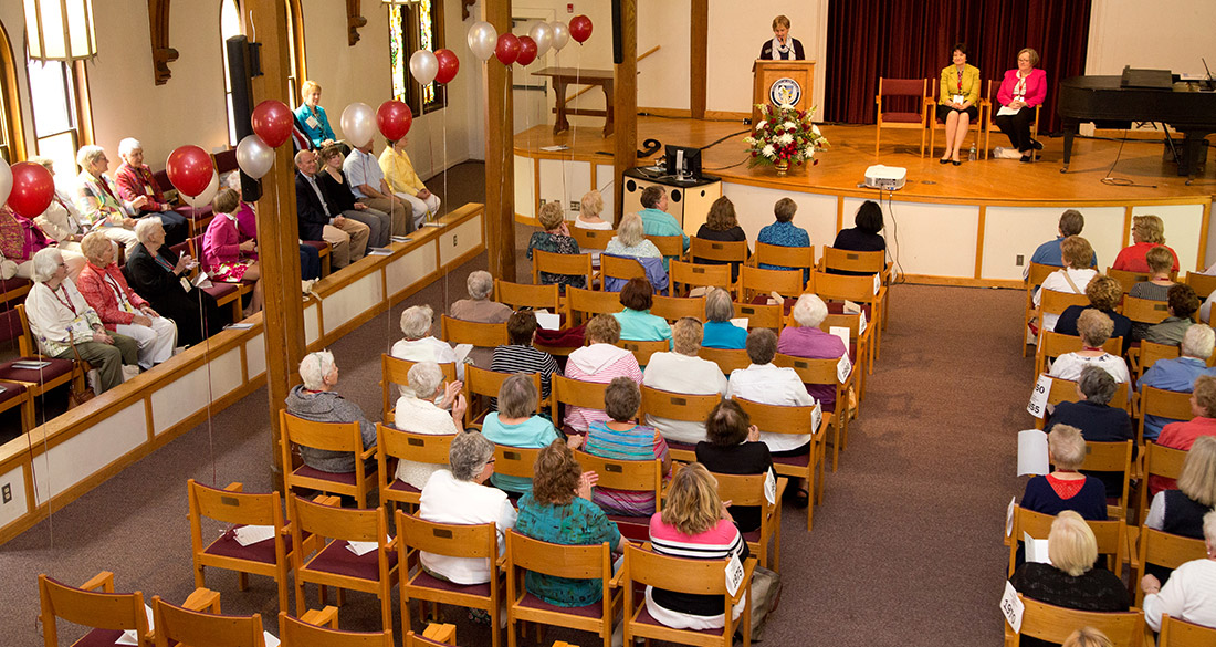 Westbrook College Reunion Weekend