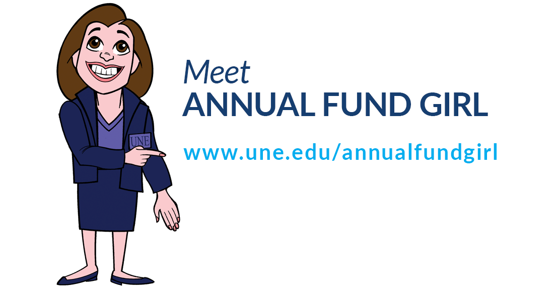 Meet Annual Fund Girl!
